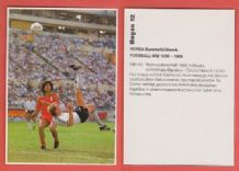 Morocco v West Germany (43) Rummenigge